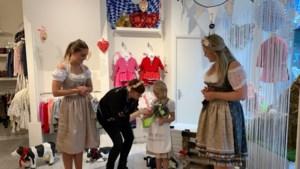 Sittard heeft nu ook een mini-Miss Oktoberfeest