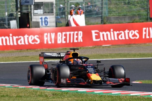 De race van Max Verstappen, van ronde tot ronde