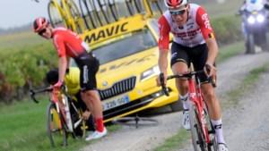 Wallays sterkste in Parijs-Tours, Terpstra opnieuw tweede