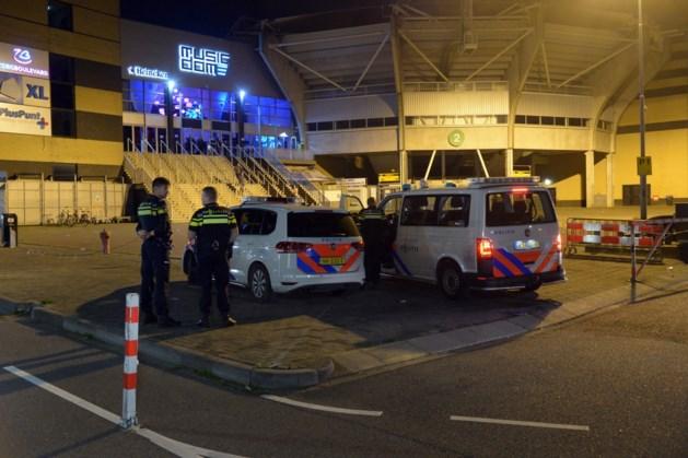 Twee gewonden na steekpartij bij Music Dome in Kerkrade