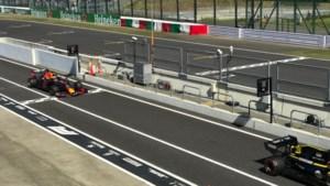 GP Japan: Verstappen boos op team na vijfde plek in kwalificatie