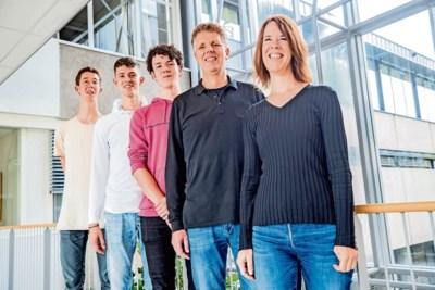 Gelderse familie doet gooi naar titel 'langste gezin ter wereld'