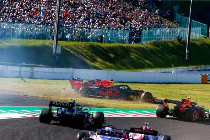 De GP van Japan: een Formule 1-drama in drie bedrijven