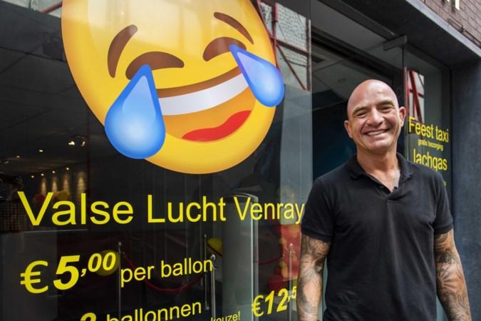 Roemer in actie tegen verkoop lachgas als drug