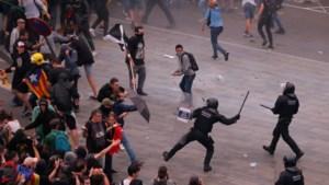 Tsunami van de volkswoede na hoge celstraffen voor onafhankelijkheidsstrijders Catalonië