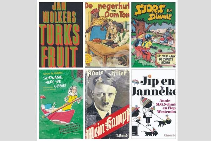 Expositie in Den Haag: Zijn dit nu foute boeken?