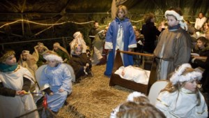 Collecte Vereniging Levend Kerstspel in Landgraaf
