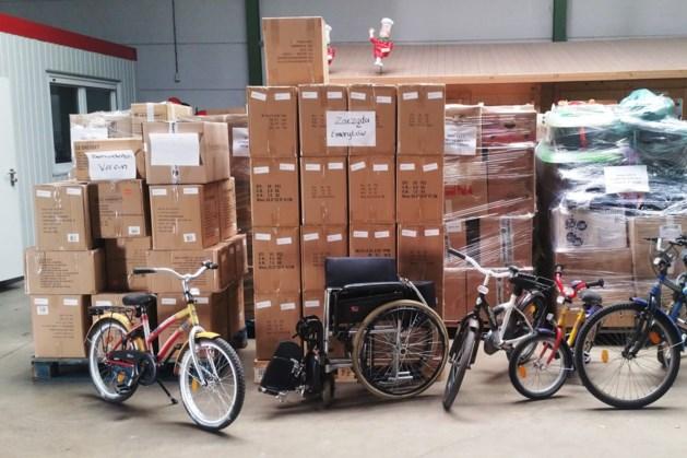 Kerstpakkettenactie voor partnerstad Pogorzela