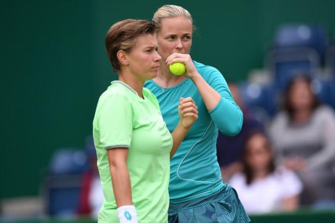 Demi Schuurs: 'Had WTA Finals al uit mijn hoofd gezet'