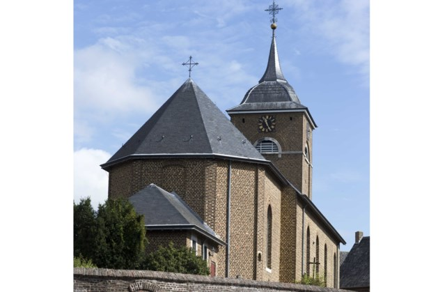 Terpkerk Urmond in Franse sferen met Cent Mille Chansons