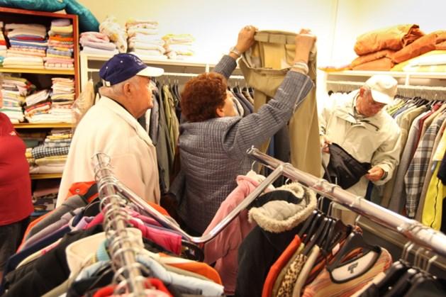 Leger des Heils houdt modeshow in Brunssum