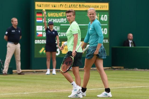 Dubbelspecialiste Schuurs plaatst zich opnieuw voor WTA Finals
