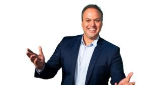 Primeur 35-jarige platenzaak Sounds: Frans Bauer live in de winkel