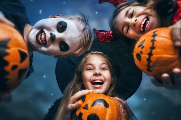 Snoepjacht met Halloween in centrum Heerlen
