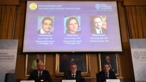 De Nobelprijswinnaars: 'Randomista's' Duflo, Banerjee en Kremer bestrijden armoede met wetenschappelijk bewijs