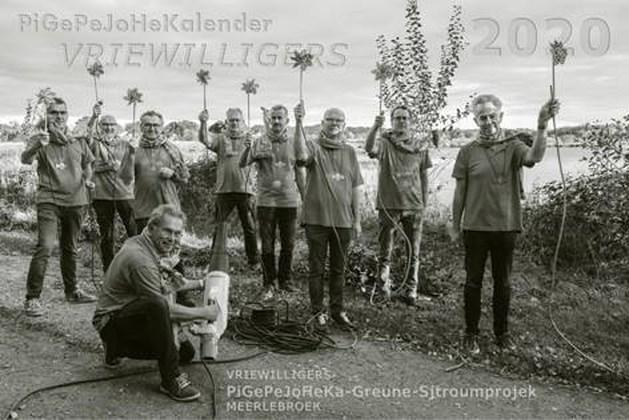 Reuverse kalender 2020 in teken van 'Vriewilligers'