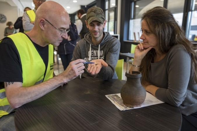 Tussen Scherf en Schat in Voerendaal: keuring archeologische vondsten