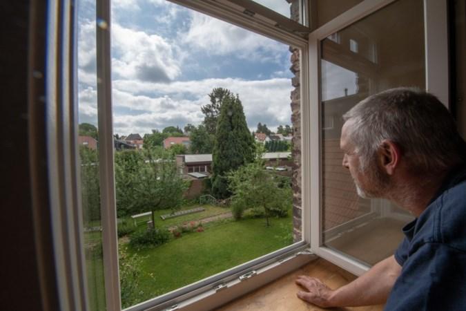 Patrick Schiffers uit Vaals maakt van voormalige kerk een vakwerkhuis