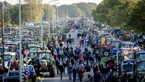 Boerenprotest De Bilt verloopt gemoedelijk