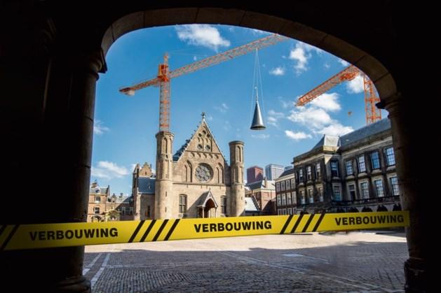 Renovatie Binnenhof jaar uitgesteld, mede door stikstofproblemen