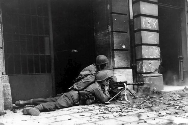 Lezing over de 'Slag om Aken' in Bocholtz