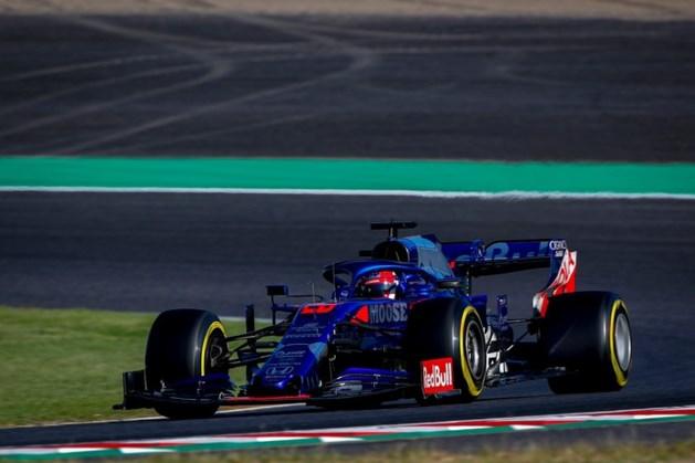 'Toro Rosso verandert naam in Alpha Tauri'