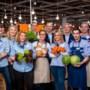 Albert Heijn XL Brusselse Poort feestelijk geopend