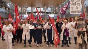 Ziekenhuisstaking op 20 november: 100.000 zorgmedewerkers in actie