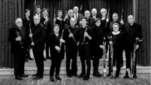 Jubileumconcert Clarinet Choir Schinveld met muzikale gasten