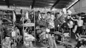 Jean-Paul Caelen uit Mesch fotografeerde in de hel van Manilla: overleven in een overbevolkte gevangenis