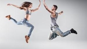'Swingdance' in Dienstencentrum Op de Boor in Bocholtz