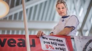 'Het water staat ons aan de lippen': hierom legt het zorgpersoneel het werk neer