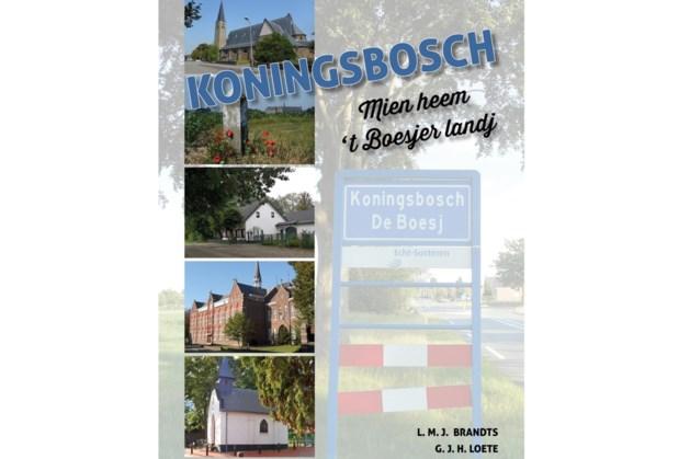 Boek 'Koningsbosch, Mien Heem, 't Boesjer Landj'