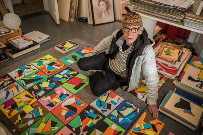 Kunstenaar Theo Lenartz uit Heerlen ontbreekt ook dit keer niet op biënnale in Florence
