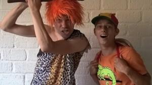 Kindervoorstelling 'Timmy, Toby en de tijdrace' in Klimboom Simpelveld