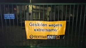 Moskee Geleen opnieuw nachtelijk doelwit extreemrechtse actiegroep