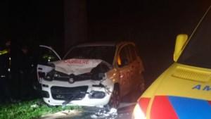 N273 bij Grathem dicht na verkeersongeval; twee gewonden