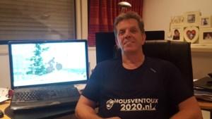 Wiel Ladeur strikte zelfs Mark Rutte om te doneren aan het goede doel