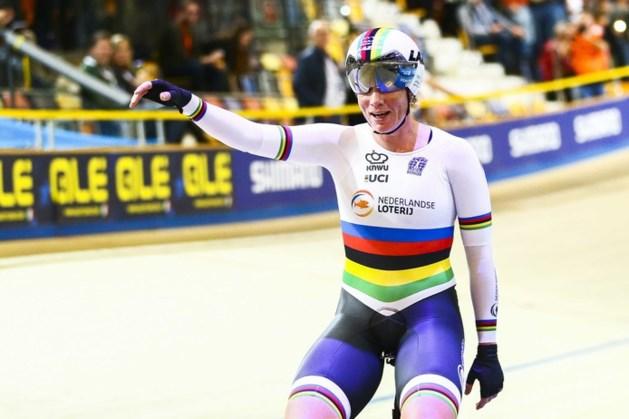 Wild kroont zich tot Europees kampioen op omnium