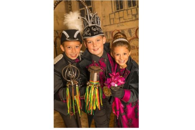 Jeugdcarnavalsvereniging de Foekepot opent het carnavalsseizoen