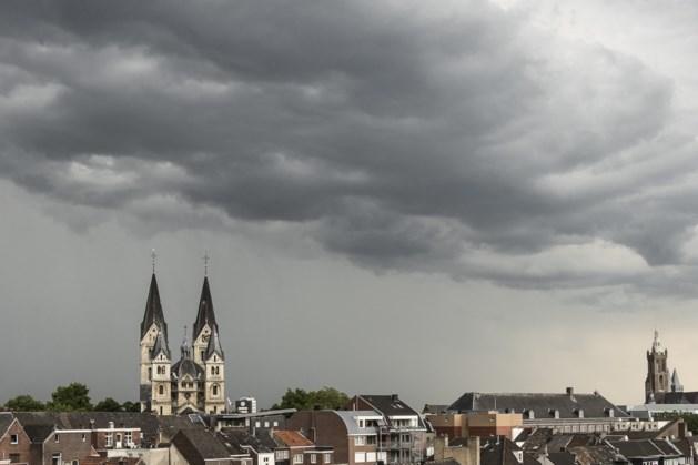 Code geel in Limburg: waarschuwing voor stevige onweersbuien en wind