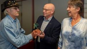 Kerkraadse Rotary award voor Hannie en Harrie Verweij