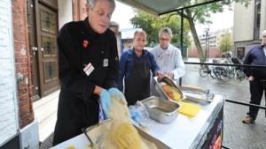 Record: grootste frietei ter wereld is gemaakt in Venlo