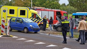 Meerdere gewonden bij ongeval in Eygelshoven