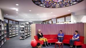 Wachtkamer spreekuren in bibliotheek Vaals