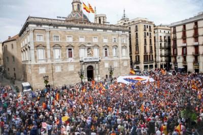 Weer betoging in Barcelona, toeristen geadviseerd 's avonds uit centrum te blijven