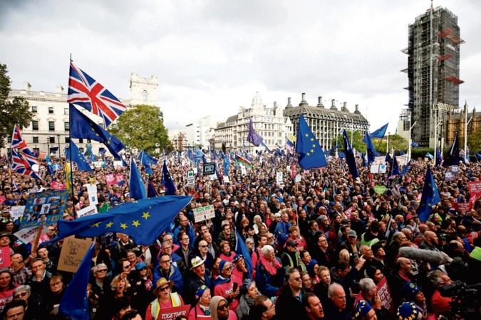 Iedere keer als de Brexit nabij lijkt, loopt het toch weer anders