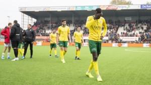 Mokerslag voor Fortuna Sittard na wedstrijd met drie gezichten