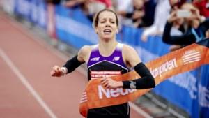 Maastrichtse marathonloopster Bo Ummels meteen Nederlands kampioen bij debuut