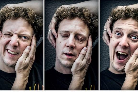 Jochem Myjers strijd tegen slaapziekte: 'We hadden die ellende met mij net achter de rug'